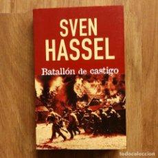 Militaria: WW2 - SVEN HASSEL - BATALLON DE CASTIGO. Lote 115269127