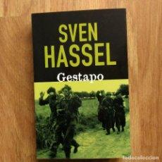 Militaria: WW2 - SVEN HASSEL - GESTAPO. Lote 115269523