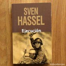 Militaria: WW2 - SVEN HASSEL - EJECUCION. Lote 115269827