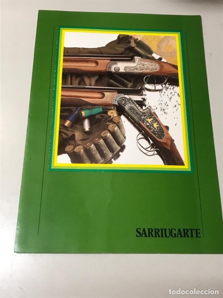 CATALOGOS DE ARMAS. SARRIUGARTE (Militar - Libros y Literatura Militar)
