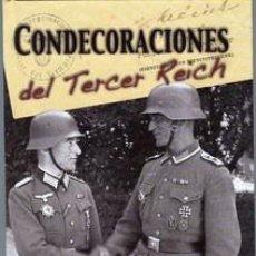 Militaria: CONDECORACIONES DEL TERCER REICH / MEDALLAS ÓRDENES DISTINTIVOS CATÁLOGO ALEMANIA HITLER. Lote 178373782