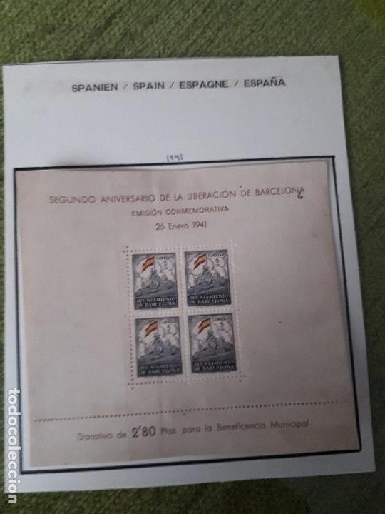 Militaria: GUERRA CIVIL SEGUNDO ANIVERSARIO LIBERACION DE BARCELONA - Foto 3 - 116078371
