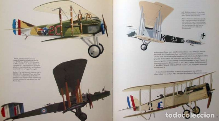 Militaria: FLIGHT - THE HISTORY OF AVIATION - JOHN BATCHELOR / CHRIS CHANT 1990 - VER INDICE Y FOTOS - Foto 5 - 116775611