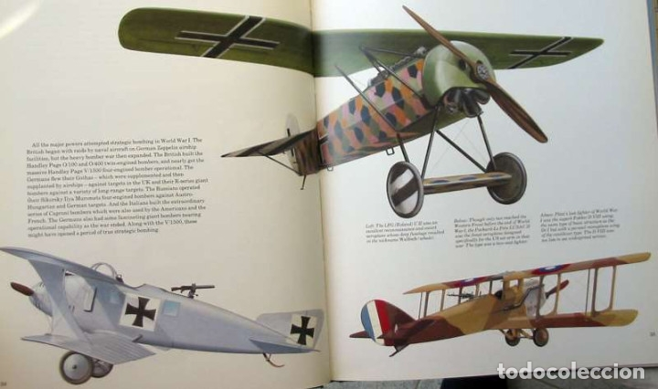 Militaria: FLIGHT - THE HISTORY OF AVIATION - JOHN BATCHELOR / CHRIS CHANT 1990 - VER INDICE Y FOTOS - Foto 6 - 116775611