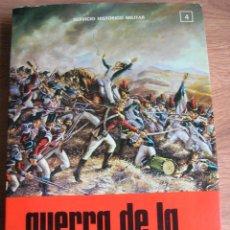 Militaria: LA GUERRA DE LA INDEPENDENCIA. CAMPAÑA DE 1809. BATALLAS DE TALAVERA, OCAÑA, ALMONACID.... Lote 127689055