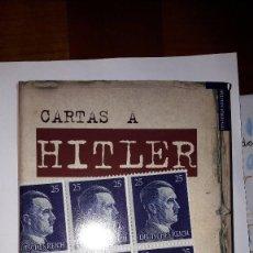 Militaria: LIBRO CARTAS A HITLER.. Lote 117455715