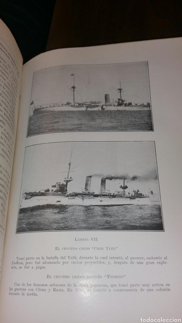 Militaria: Los acorazados en acción volumen número 1 servicio histórico del Estado Mayor de la Armada - Foto 2 - 117524962
