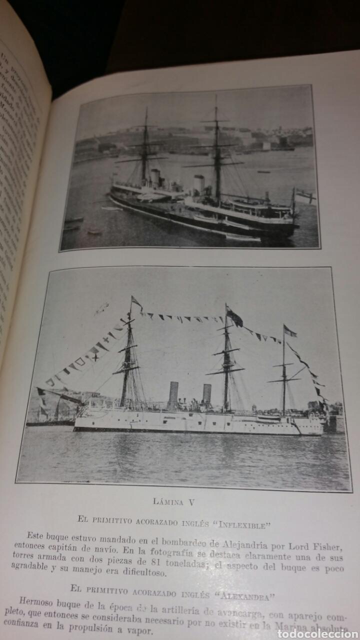 Militaria: Los acorazados en acción volumen número 1 servicio histórico del Estado Mayor de la Armada - Foto 3 - 117524962