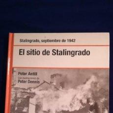 Militaria: LIBRO EL SITIO DE STALINGRADO, 1942. Lote 117948319