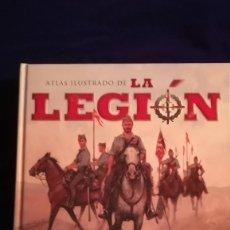 Militaria: ATLAS ILUSTRADO DE LA LEGION. Lote 118002155