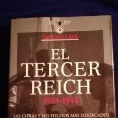Militaria: LIBRO EL TERCER REICH, 1933-1945. Lote 118002407