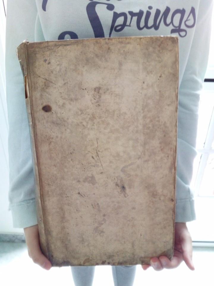 Militaria: 1687- 89 DECENAS DE GRABADOS ALGUNOS PLEGADOS ESCUELA DE GUERRA TRATADO DE ARTILLERIA 35 CMS - Foto 2 - 88132680