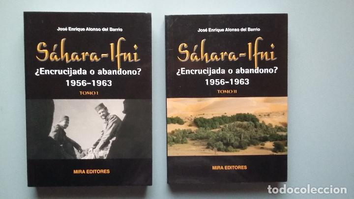SAHARA-IFNI. ENCRUCIJADA O ABANDONO?. 1956-1963 (Militar - Libros y Literatura Militar)