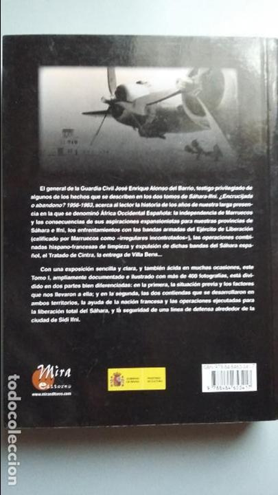 Militaria: Sahara-Ifni. Encrucijada o abandono?. 1956-1963 - Foto 3 - 118459115