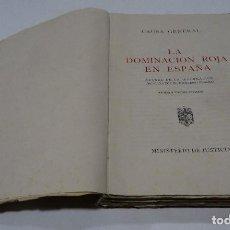 Militaria: LA DOMINACIÓN ROJA EN ESPAÑA. 1943. Lote 118526123