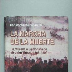 Militaria: LA MARCHA DE LA MUERTE. ED INEDITA. Lote 118809423