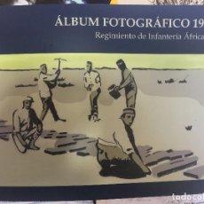 Militaria: DESASTRE DE ANNUAL. GUERRA MARRUECOS. ALBUM FOTOGRÁFICO DEL REGIMIENTO DE INFANTERIA AFRICA 68 CIUD. Lote 120017207