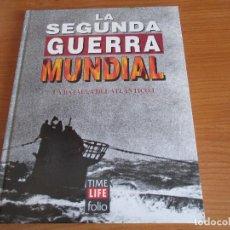 Militaria: LA 2ª GUERRA MUNDIAL - TIME LIFE FOLIO: Nº 9 : LA BATALLA DEL ATLANTICO I. Lote 120220903