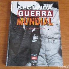 Militaria: LA 2ª GUERRA MUNDIAL - TIME LIFE FOLIO: Nº 41 : LA GUERRA SECRETA I. Lote 120224115