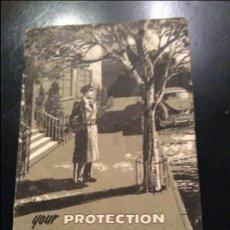 Militaria: YOGUR PROTECTION USA. Lote 120255619