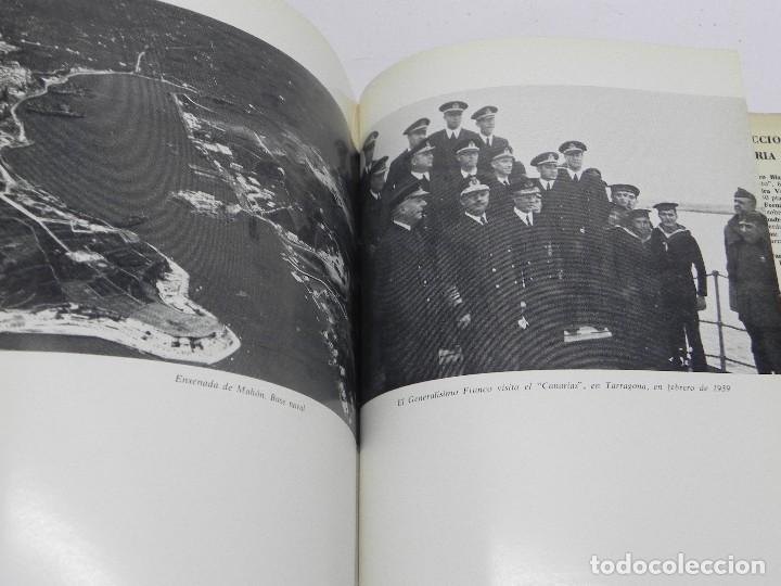 Militaria: MEMORIAS DE GUERRA 1936-1939, ALMIRANTE JUAN CERVERA VALDERRAMA. I MARQUES DE CASA-CERVERA, EDITORIA - Foto 4 - 120303919