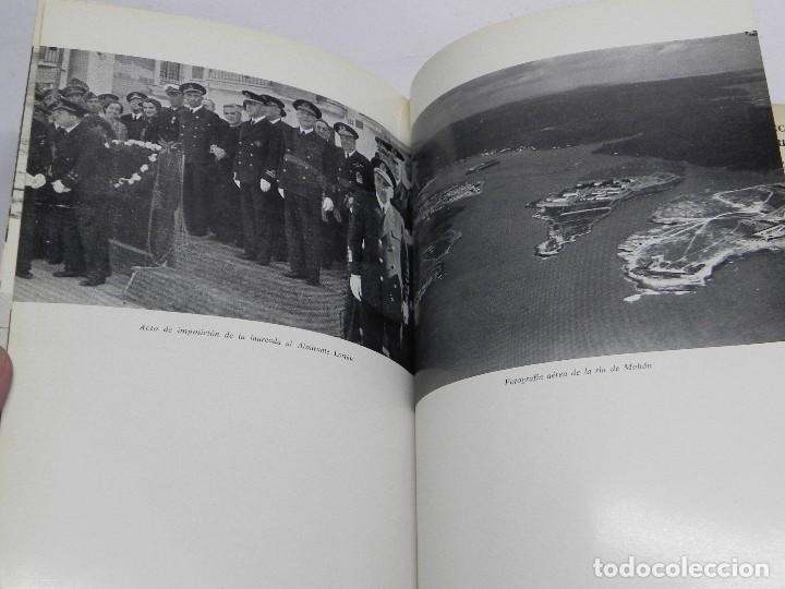 Militaria: MEMORIAS DE GUERRA 1936-1939, ALMIRANTE JUAN CERVERA VALDERRAMA. I MARQUES DE CASA-CERVERA, EDITORIA - Foto 5 - 120303919
