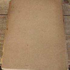 Militaria: LIBRO MANUAL DE JUSTICIA MILITAR RAFAEL DIAZ-LLANOS, LAS PALMAS DE GRAN CANARIA,1936,212 PAGINAS, . Lote 121776447