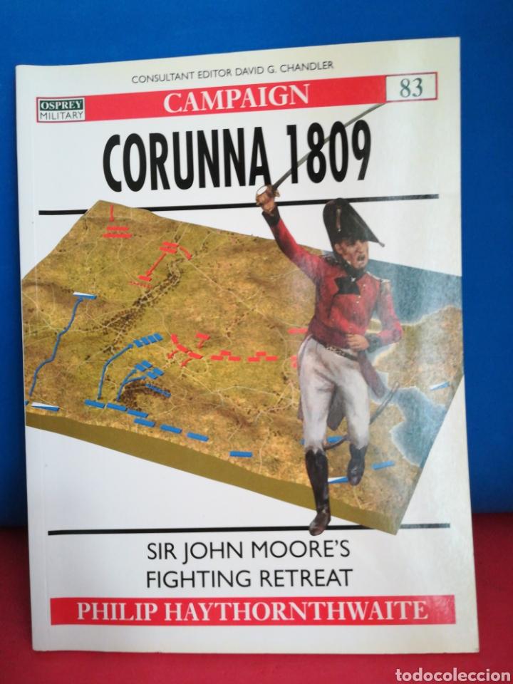 OSPREY MILITAR CAMPAIGN 83 CORUÑA CORUNNA 1809 (Militaria - Bücher und Militärliteratur)