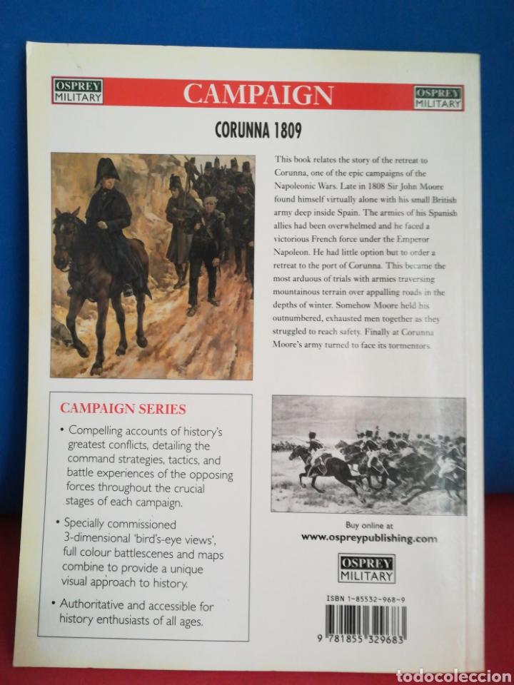 Militaria: Osprey Militar Campaign 83 Coruña Corunna 1809 - Foto 2 - 122271816