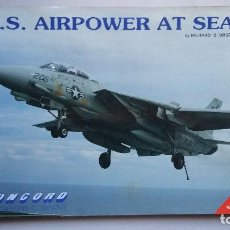 Militaria: AIRPOWER AT SEA. CONCORD. Lote 123481239