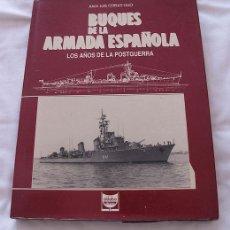 Militaria: BUQUES DE LA ARMADA ESPAÑOLA POSTGUERRA ALDABA MARINA. Lote 123675555