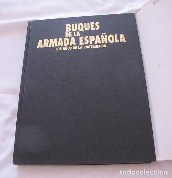 Militaria: BUQUES DE LA ARMADA ESPAÑOLA POSTGUERRA ALDABA MARINA - Foto 3 - 123675555