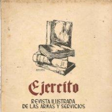 Militaria: EJERCITO. Nº 300. ENERO 1965. REVISTA ILUSTRADA DE LAS ARMAS Y SERVICIOS. Mº DEL EJERCITO (ST/BL104). Lote 124288467