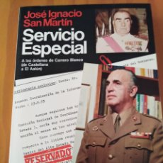 Militaria: SERVICIO ESPECIAL A LAS ORDENES DE CARRERO BLANCO. Lote 125061240