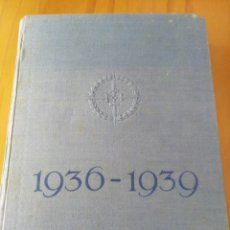 Militaria: LAUREADOS. 1936-1939. Lote 125062743
