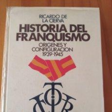 Militaria: HISTORIA DEL FRANQUISMO. Lote 125063159