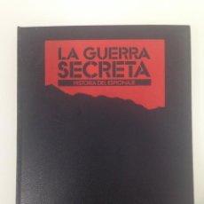 Militaria: LIBRO,LA GUERRA SECRETA, HISTORIA DEL ESPIONAJE,1, SALVAT, LAS HEROINAS DE FRANCIA Y BÉLGICA . Lote 125089507