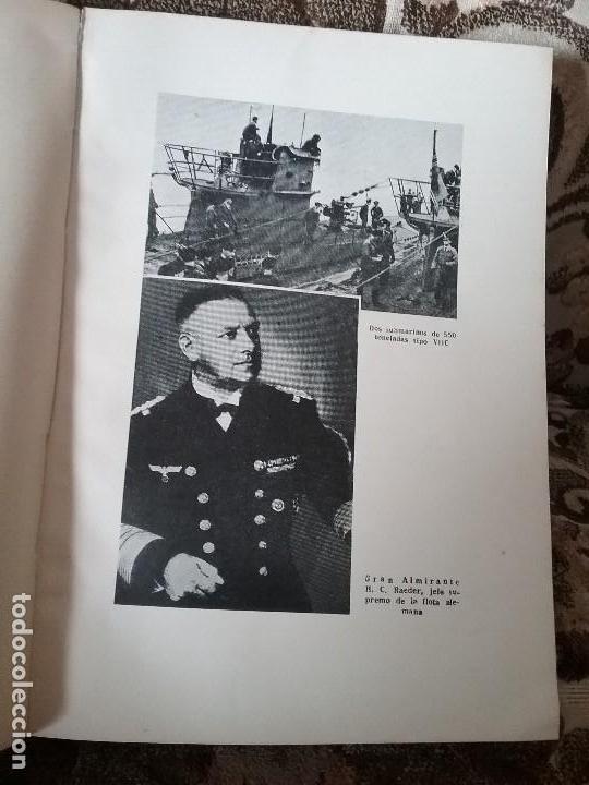 Militaria: El III Reich en el mar - Hitler, el mando naval y...-. Guillermo Carrero. Unico en tc! Desplegables - Foto 4 - 125151395