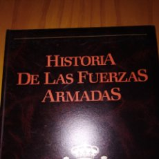 Militaria: HISTORIA DE LAS FUERZAS ARMADAS 5 TOMOS. Lote 125197922