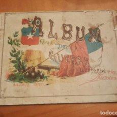 Militaria: ALBUM GUERRA DEL PACIFICO ILUSTRADO POR NARVAEZ. Lote 125351551