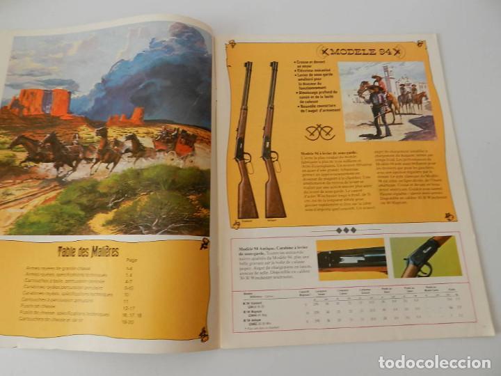 Militaria: 1974 WINCHESTER ARMES ET MUNITIONS CATALOGUE .- ARMA REVOLVER PISTOLA - Foto 2 - 125375967