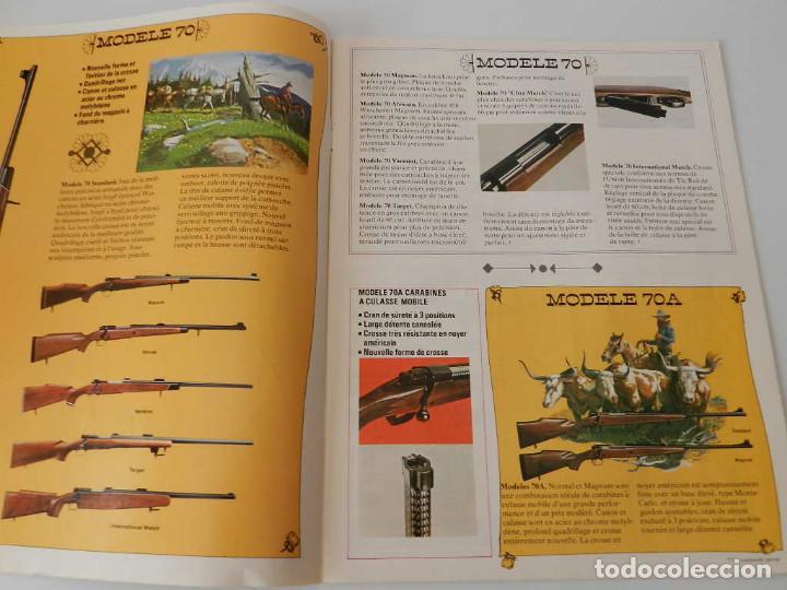 Militaria: 1974 WINCHESTER ARMES ET MUNITIONS CATALOGUE .- ARMA REVOLVER PISTOLA - Foto 3 - 125375967