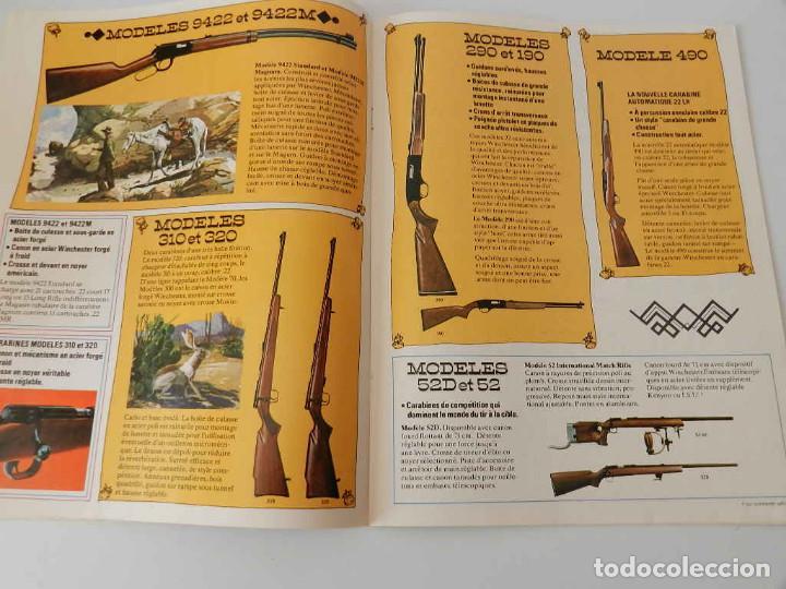 Militaria: 1974 WINCHESTER ARMES ET MUNITIONS CATALOGUE .- ARMA REVOLVER PISTOLA - Foto 5 - 125375967