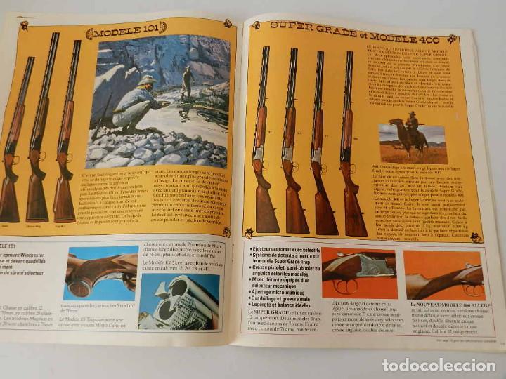 Militaria: 1974 WINCHESTER ARMES ET MUNITIONS CATALOGUE .- ARMA REVOLVER PISTOLA - Foto 7 - 125375967