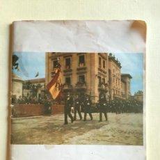 Militaria: LA ACADEMIA GENERAL MILITAR, I CENTENARIO 1882-1982. Lote 126451703