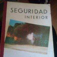 Militaria: SEGURIDAD INTERIOR ESCUELA NAVAL MILITAR DE MARIN. Lote 127239827