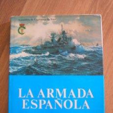 Militaria: LA ARMADA ESPAÑOLA. AÑO 1978. PROFUSAMENTE ILUSTRADO.. Lote 128141027