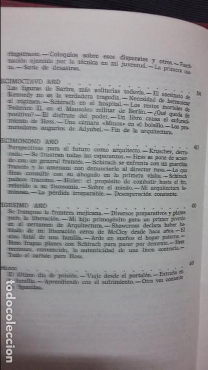 Militaria: Albert Speer. Diario de Spandau - Foto 5 - 128438251