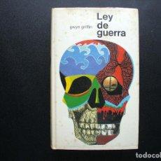 Militaria: LEY DE GUERRA. GWYN GRIFFIN. Lote 129315327