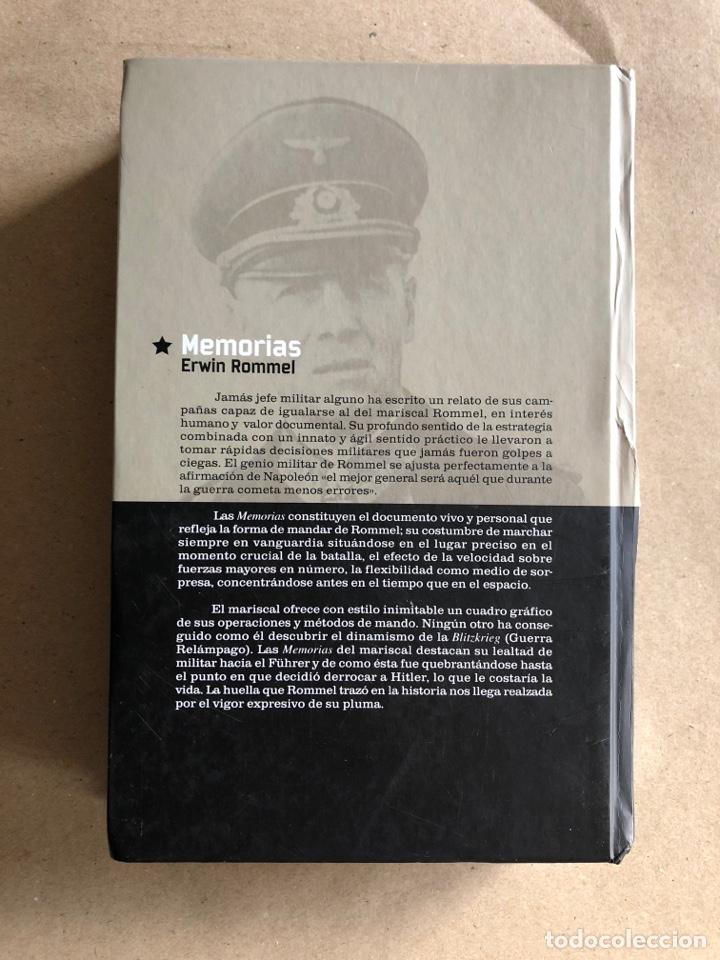 Militaria: ERWIN ROMMEL, MEMORIAS. ED. ALTAYA (2008). COLECCIÓN MEMORIAS DE GUERRAS. - Foto 6 - 129369071